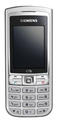 Siemens C75