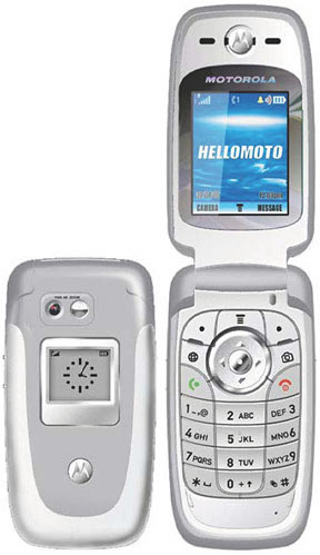 Motorola V360
