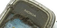 Nokia 5500 Crash Test