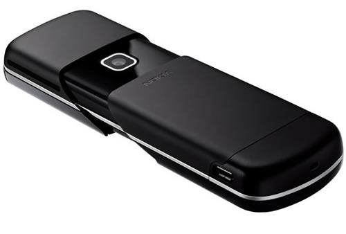Nokia 8600 Luna face arrière