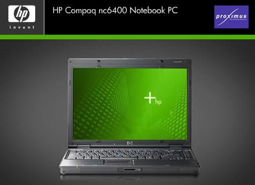 HP NC6400 Proximus
