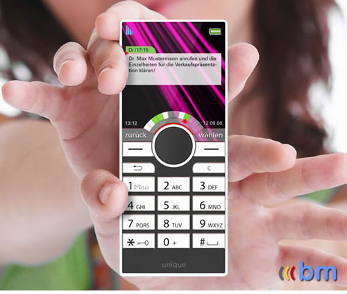 Sony Ericsson Projet Unique