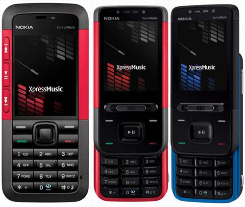 Nokia 5310 5610 XPressMusic