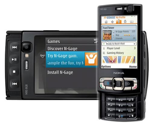 Nokia N95 8Go