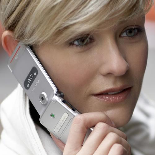 Sony Ericsson Z770