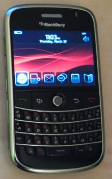 RIM BlackBerry 9000