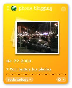 isephoneblogging