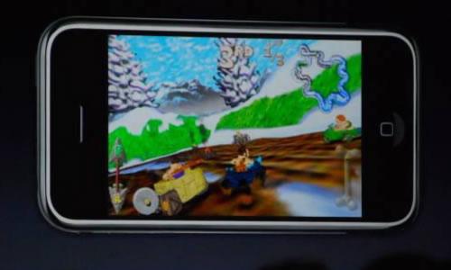 Apple Jeux Sega