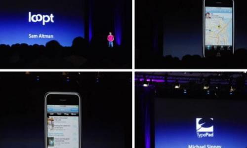 Apple Loopt Typepad