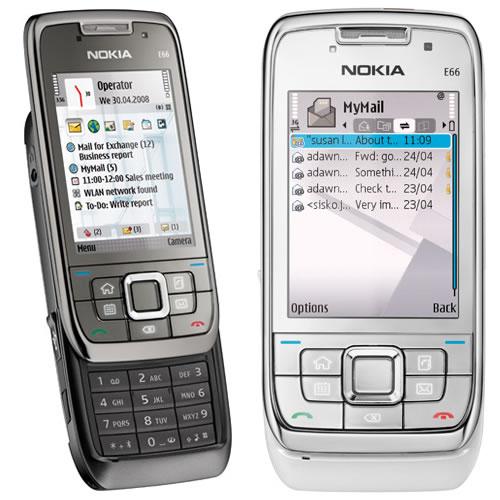 Nokia E66 Eseries