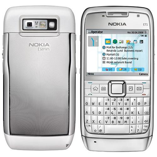 Nokia E71,E71,nokia,actualite,tests,fiche technique,Acheter en ligne,produits,Logiciels,OVI,Music Store,mobile,portable,phone,music,accessoires,prix,downloads,telecharger,software,themes,ringtones,games,videos,