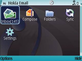 Nokia Email Service