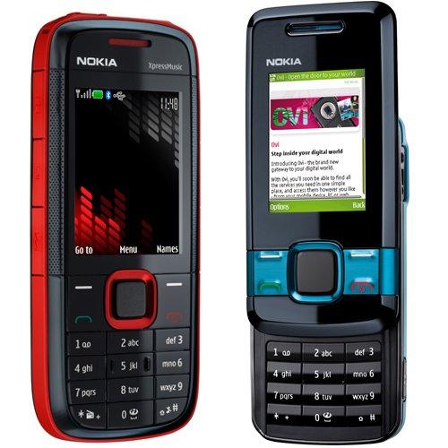 Nokia 5130 XpressMusic 7100 Supernova