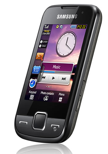 Samsung S5600 TouchWiz