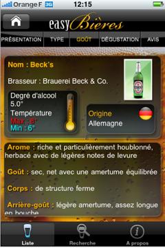 biere iphone