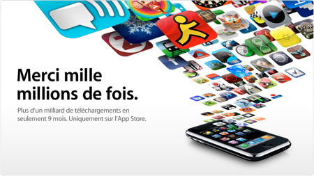 milliard app store