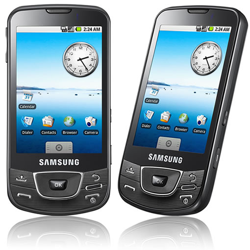 Samsung I7500 Google Android