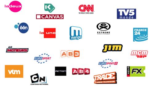 Télévision Mobistar