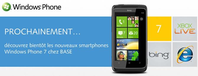 Windows Phone 7 Base