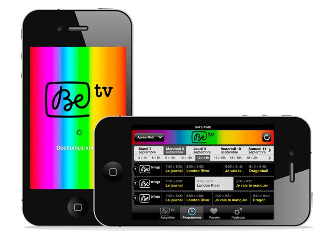 BeTV iPhone