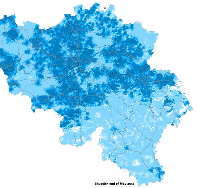Base couverture 3G mai 2012