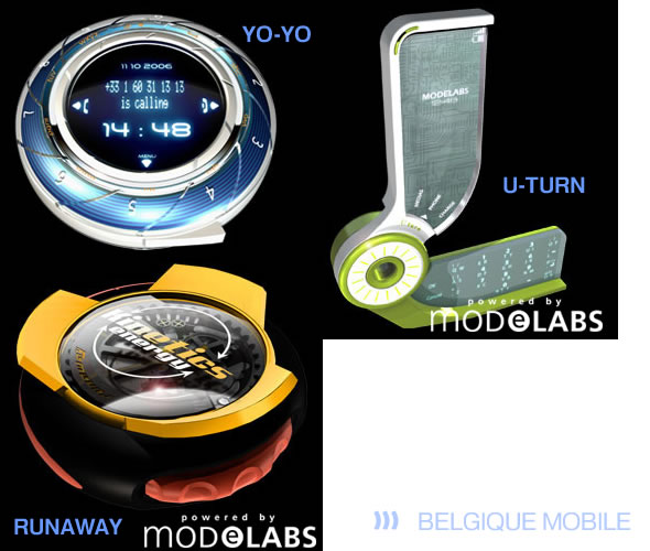 ModeLabs concepts phone yo-yo u-turn runaway