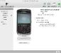 Blackberry Desktop Manager pour Mac - Détails sur l\'appareil