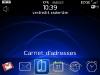 Capture d\'écran Blackberry 8900