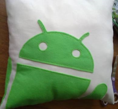 Coussin Android