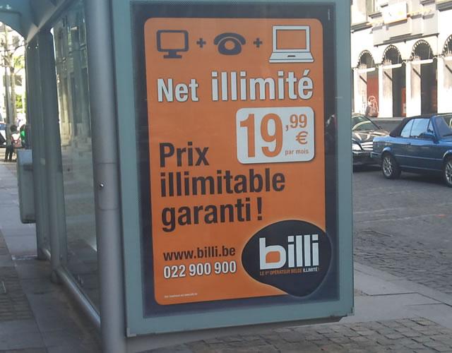 Billi Illimitable