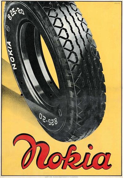 Nokia Tires