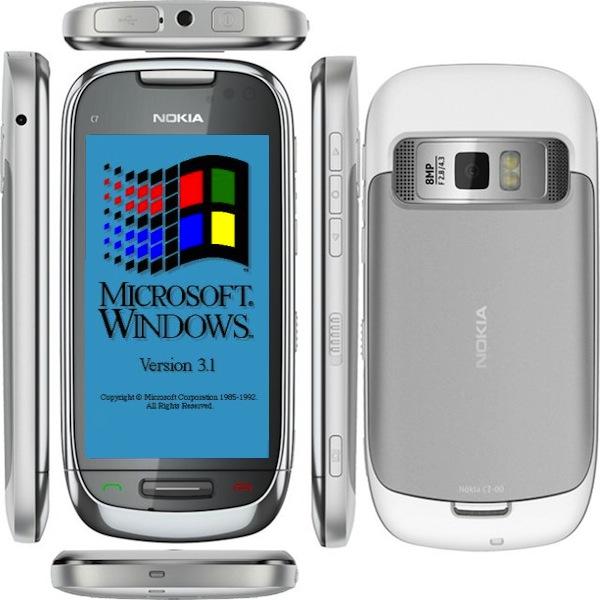 Nokia Plan A