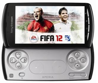FIFA12 sur Xperia Play