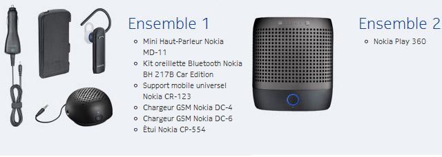 Accessoires Nokia 700