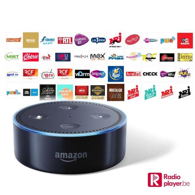 Alexa, lance RadioPlayer!