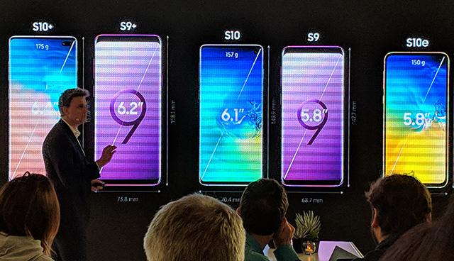 Samsung-Galaxy-S10-ecrans