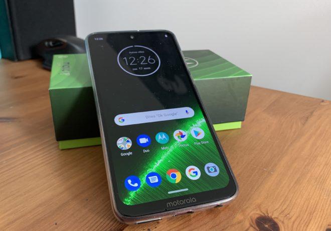 Moto G7 Plus - Motorola
