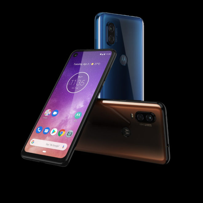 Motorola One Vision en Belgique - 299 euros