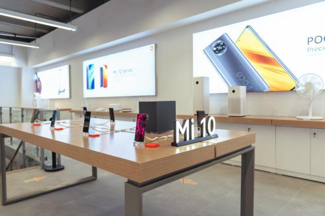 XIaomi Beneleux store opening